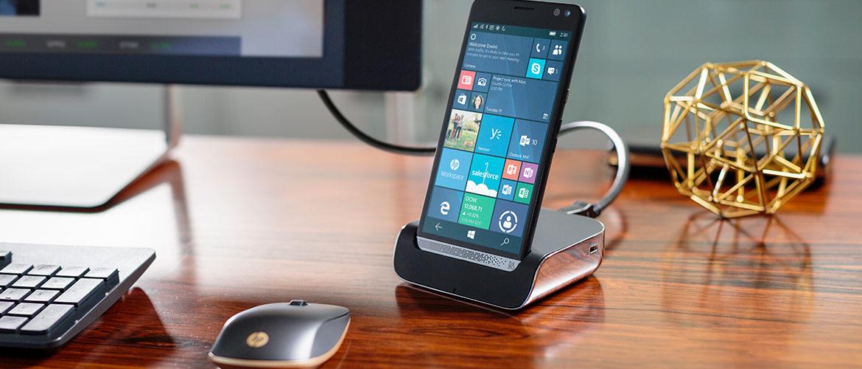 HP Elite x3 is de eerste drie-in-één smartphone