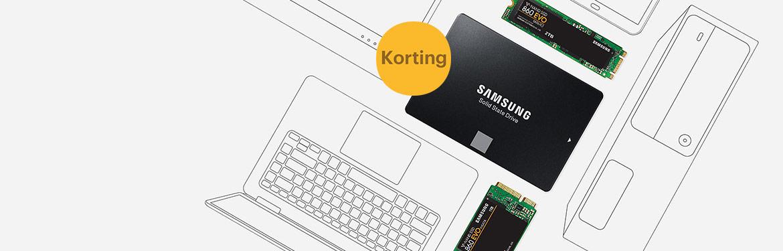 Samsung 860 EVO- en 860 PRO-SSD