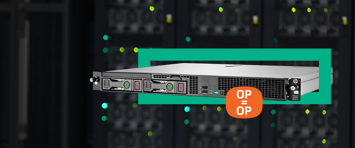 Hewlett Packard Enterprise Proliant Gen 8 servers