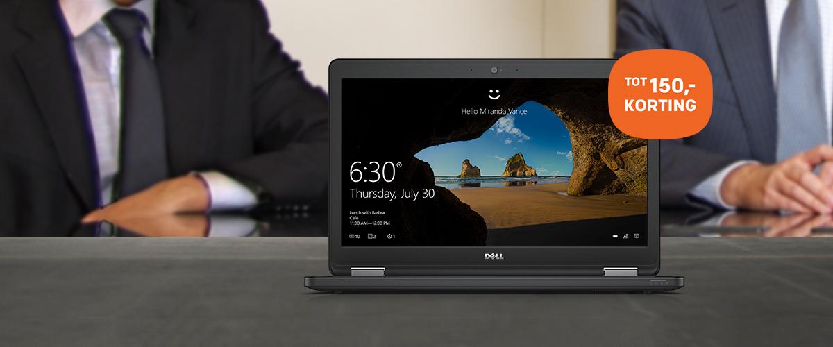 150,- Dell voordeel