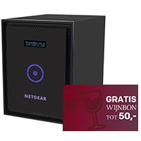 GRATIS wijnbon bij geselecteerde Netgear producten