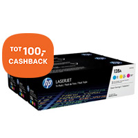 Ontvang veel cashback op originele HP toners