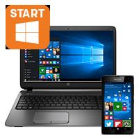 GRATIS Lumia 532 bij HP EliteBook