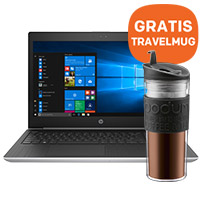 Koop nu één van de geselecteerde HP notebooks en krijg GRATIS gift t.w.v. 19,95