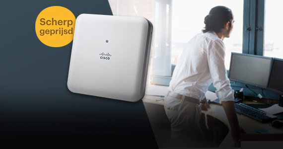 Profiteer van scherp geprijsde Cisco Mobility