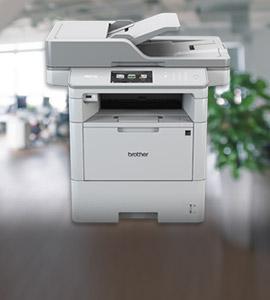 Tot 250,- cashback op zakelijke Brother printers
