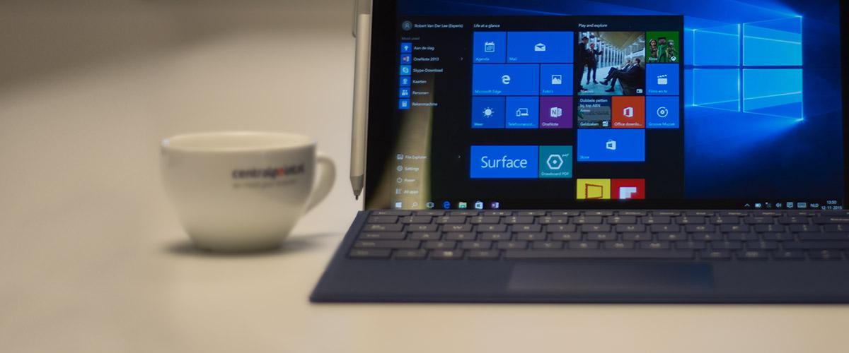 Microsoft Surface Pro 4 bundels
