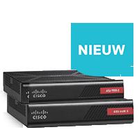 Nieuwe Cisco ASA Firewalls