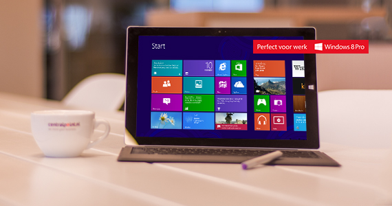 Microsoft Surface Pro 3 Bundel actie