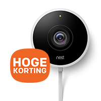 Nest Cam Outdoor IP-camera