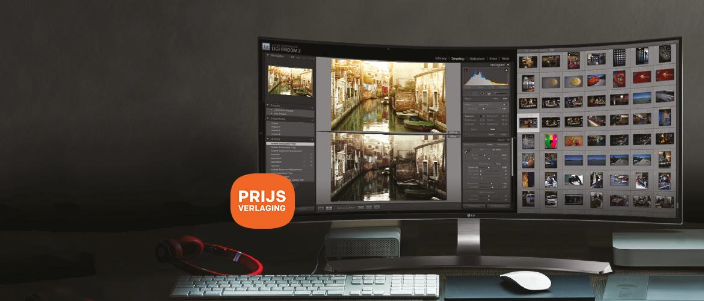 LG UltraWide monitoren