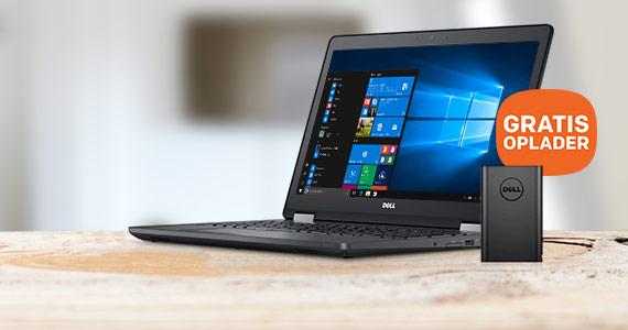 Dell Latitude laptop uit de 5000-serie