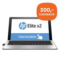 Cashback op zakelijke HP premium convertible notebooks