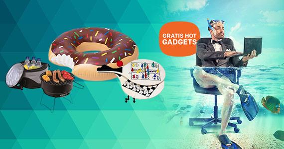 HP zomerdeals met GRATIS hot gadgets