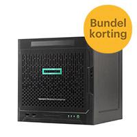 Bespaar honderden euro's met HPE server & storage bundels