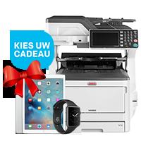 Apple kerst gifts bij aankoop van een OKI MFP