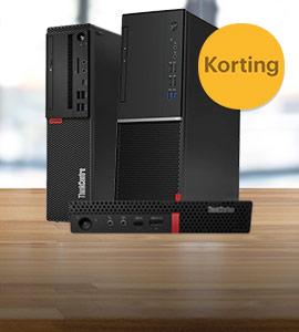 Lenovo PC-maandaanbieding