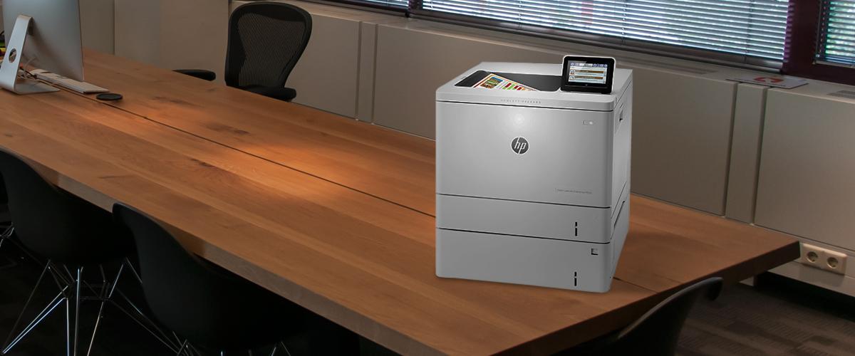 HP Jet Intelligence printers voor grotere werkgroepen
