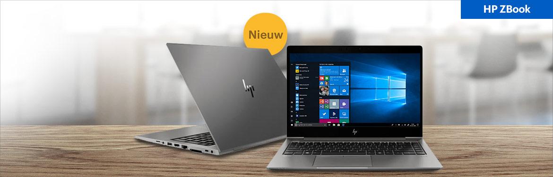De nieuwe HP ZBook 14u en 15u G6