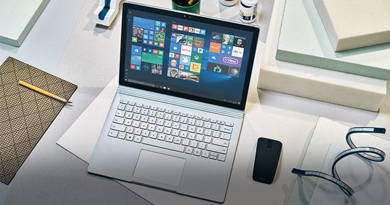 Veel korting op de Microsoft Surface Book