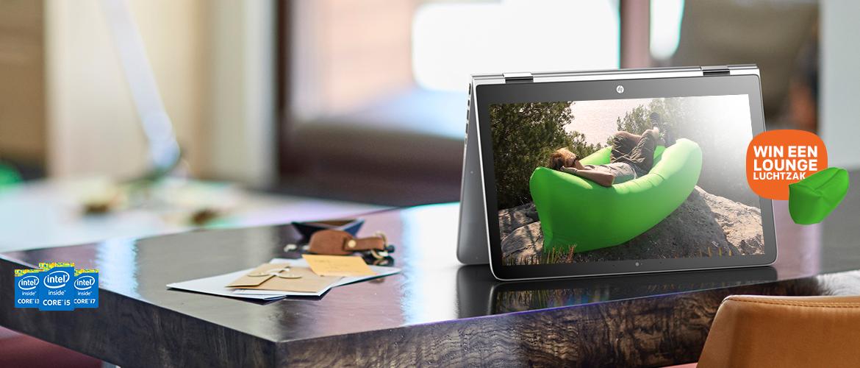 Productief en flexibel met een 2-in-1 laptop