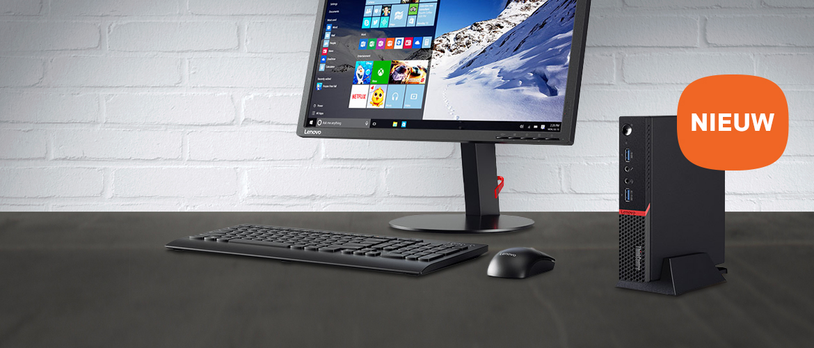 Lenovo ThinkCentre M700 Tiny pc