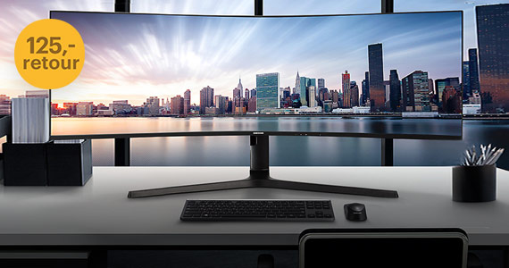 Samsung Curved ultra-wide 49 inch  monitor