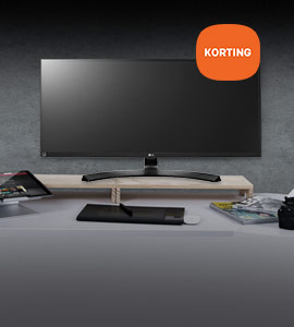 LG monitoren met korting