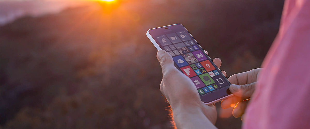 Ontdek de Microsoft Lumia 640 XL