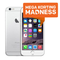 Apple iPhone Mega Madness korting
