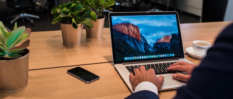 Apple solutions voor uw bedrijf