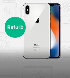 Refurbished Apple iPhone X