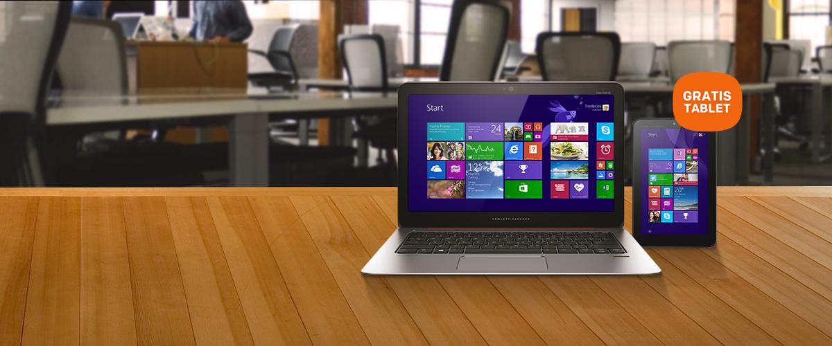 HP EliteBook Folio 1020 + GRATIS HP Pro Tablet 408