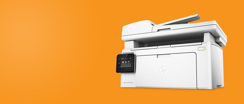 Zakelijk focus in zwart-wit met HP LaserJet Pro en Multifunctional printers