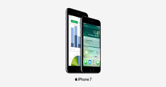 Apple iPhone 7 & 7 Plus