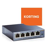 TP-LINK netwerkoplossingen: