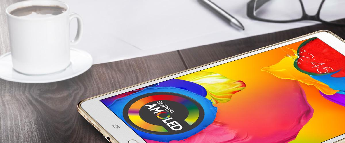 OP VOORRAAD: de Samsung Galaxy Tab S!