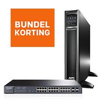APC UPS + TP-LINK switch bundel
