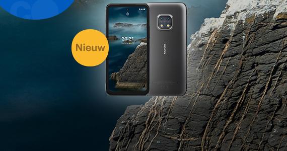 De Nokia XR20 is klaar voor de toekomst