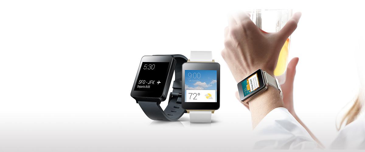 NU OP VOORRAAD   LG G Watch Android Wear Smartwatch