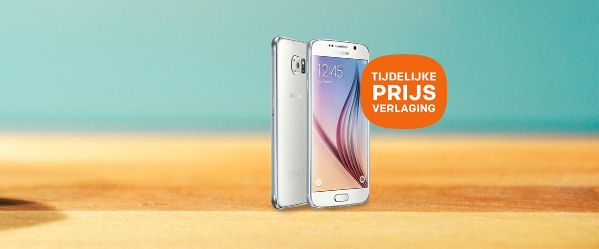 Samsung Galaxy A5 en S6 prijsverlaging