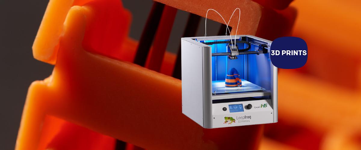 High speed 3D-printen