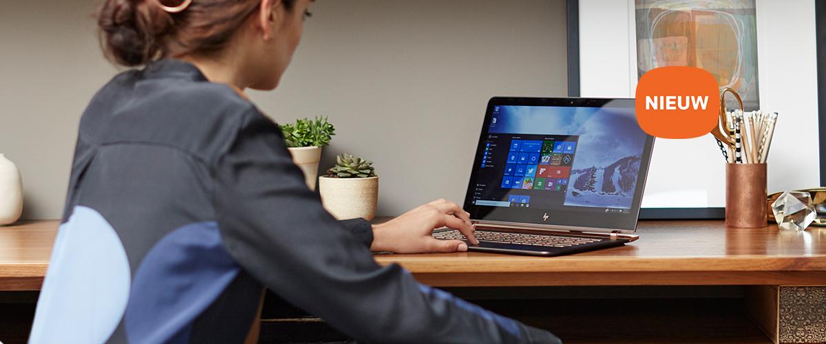 Bestel nu de HP Spectre 13 notebook met design van wereldklasse