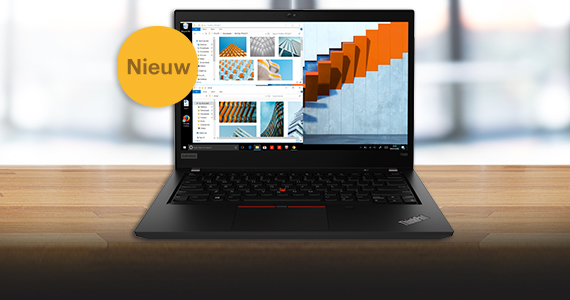 Nieuw: Lenovo ThinkPad-laptops met AMD Ryzen-processors