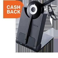 Profiteer t/m 11 mei 2018 van cashback op Jabra Pro 920 headsets