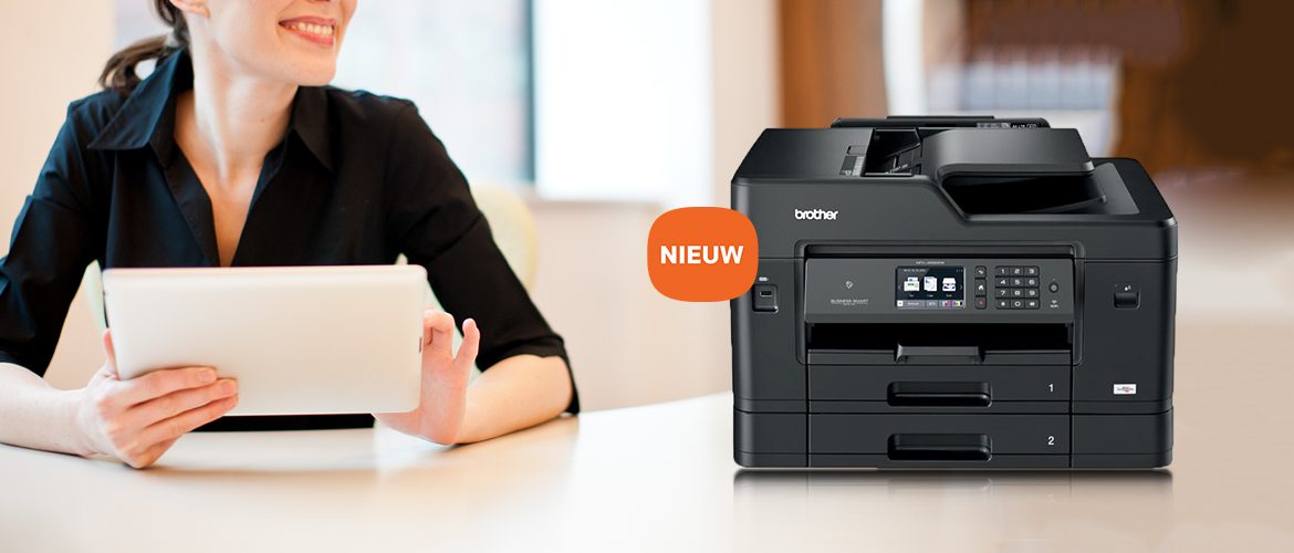 Brother all-in-one business A3 inkjetprinters