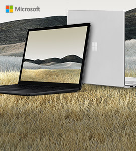 Nu tot 150,- korting op Microsoft Surface Laptop 3