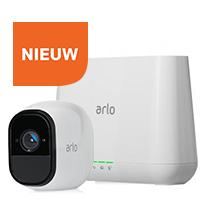 De draadloze NETGEAR Arlo Pro ip-beveiligingscamera