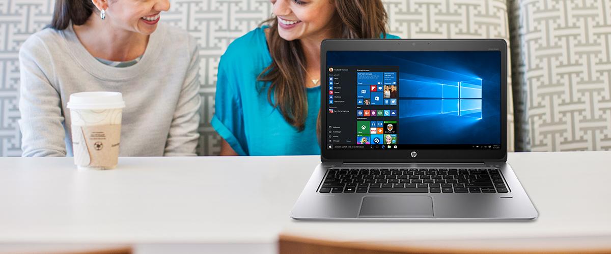 Nieuw van HP: functionele notebooks