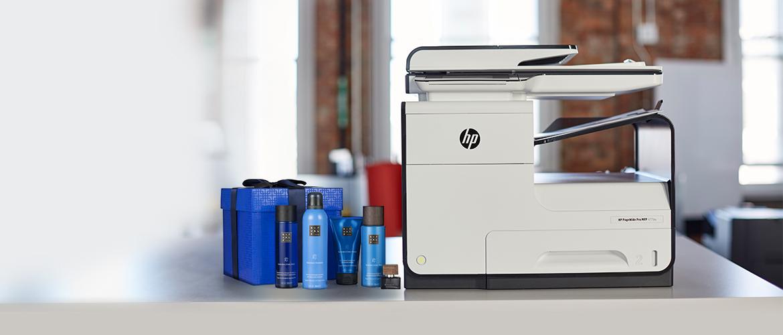 Nieuwe HP PageWide printer + GRATIS Ritualspakket t.w.v. 38,50